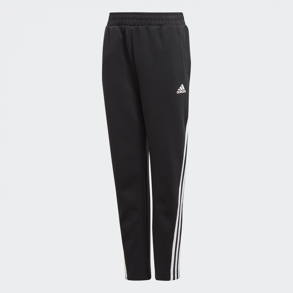 adidas Performance 3 – Stripes Doubleknit Tapered Leg Παιδικό Παντελόνι