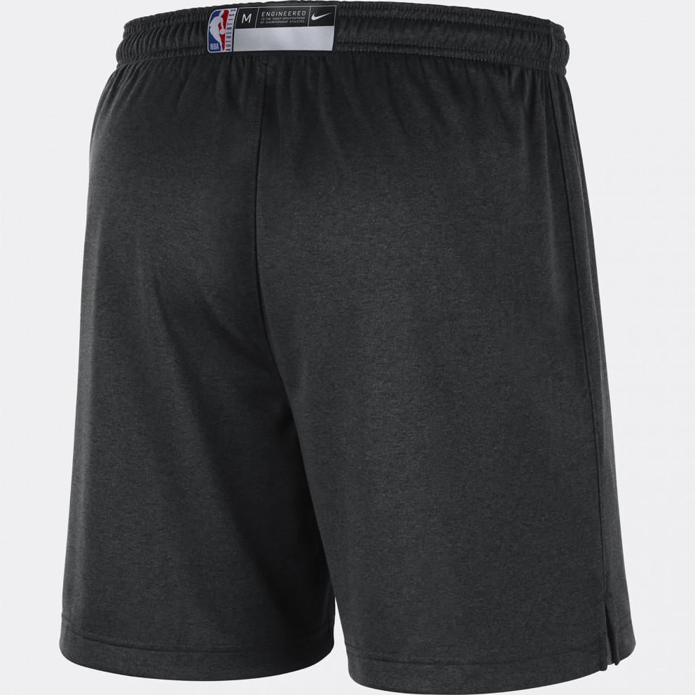 Nike NBA Brooklyn Nets Standard Issue Reversible Ανδρικό Μπασκετικό Σορτς
