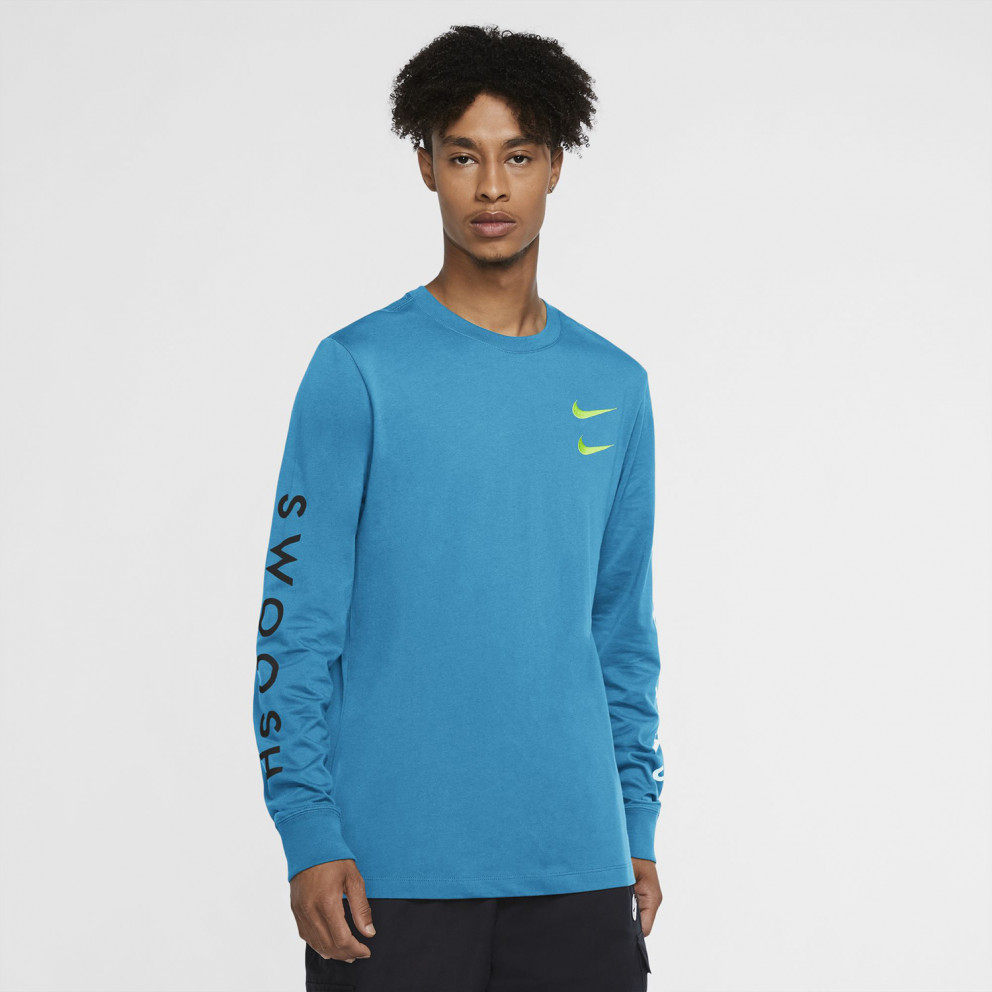 Nike Sportswear Men's Long-Sleeve Ανδρικό Μπλουζάκι