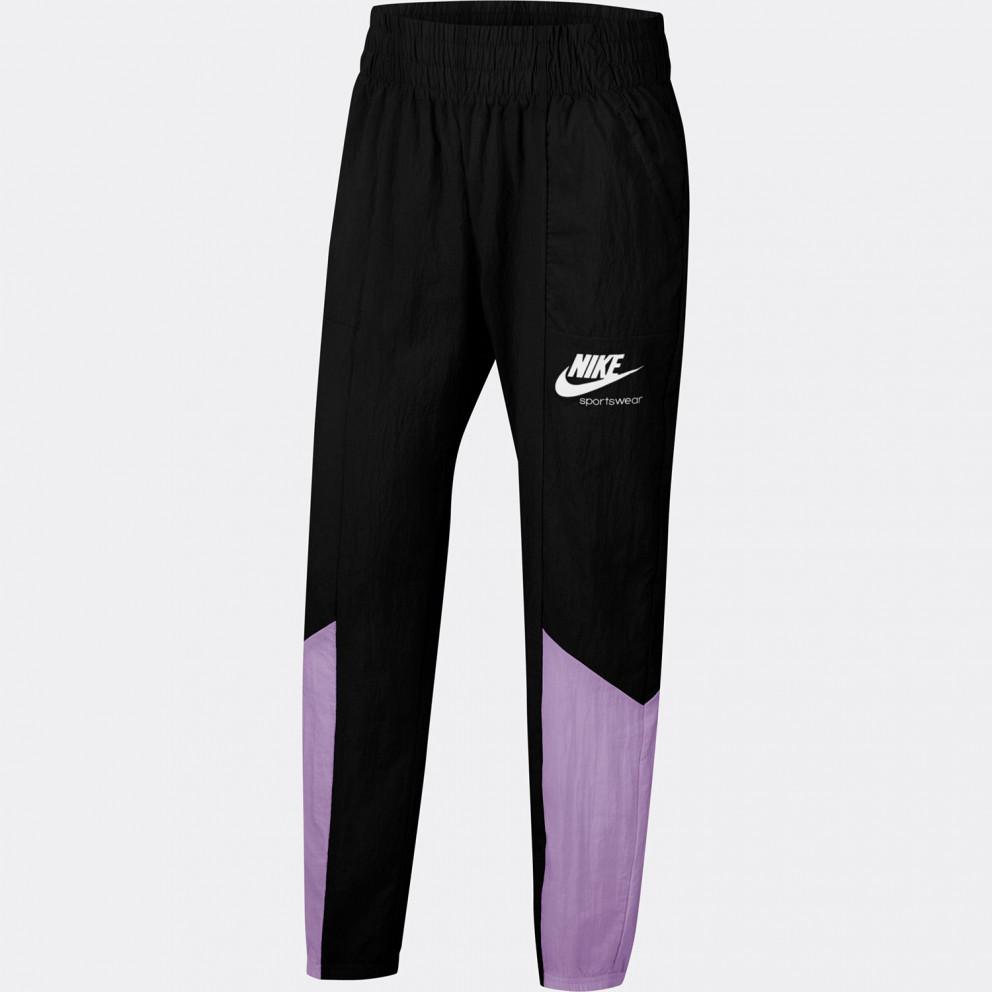 Nike Sportswear Heritage Woven Training Παιδική Φόρμα
