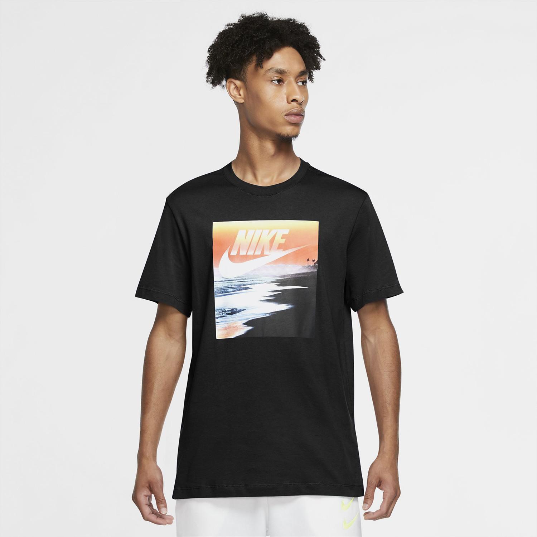 Nike Summer Photo Ανδρική Μπλούζα (9000055371_1469)