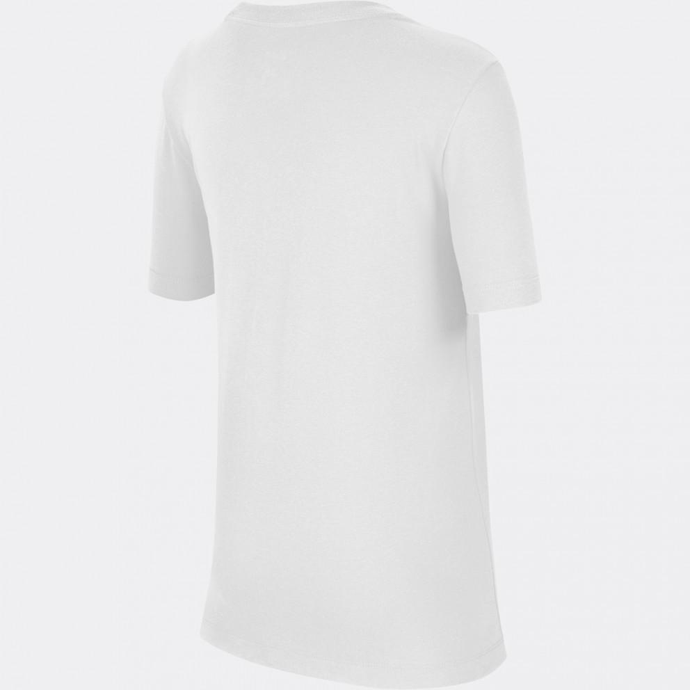 Nike Court ' Graphic Tennis Παιδικό Μπλουζάκι