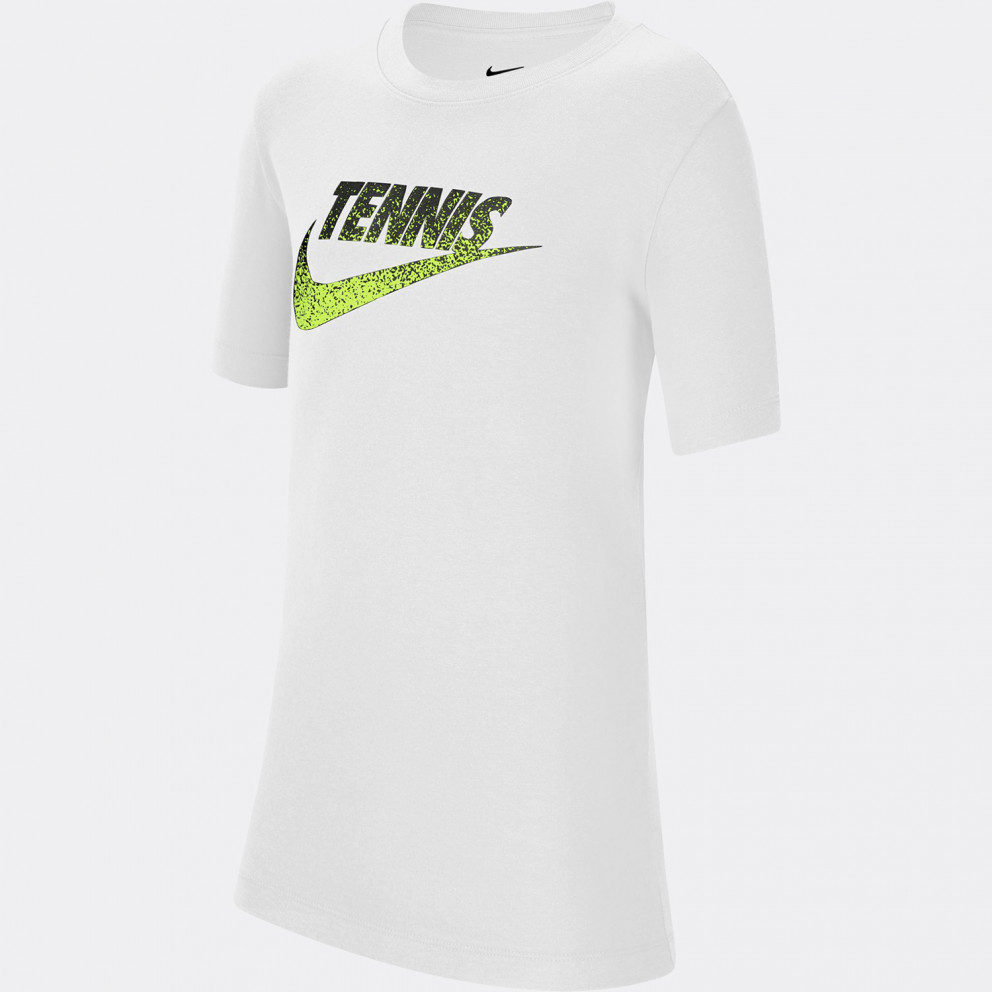 Nike Court ' Graphic Tennis Kids T-Shirt