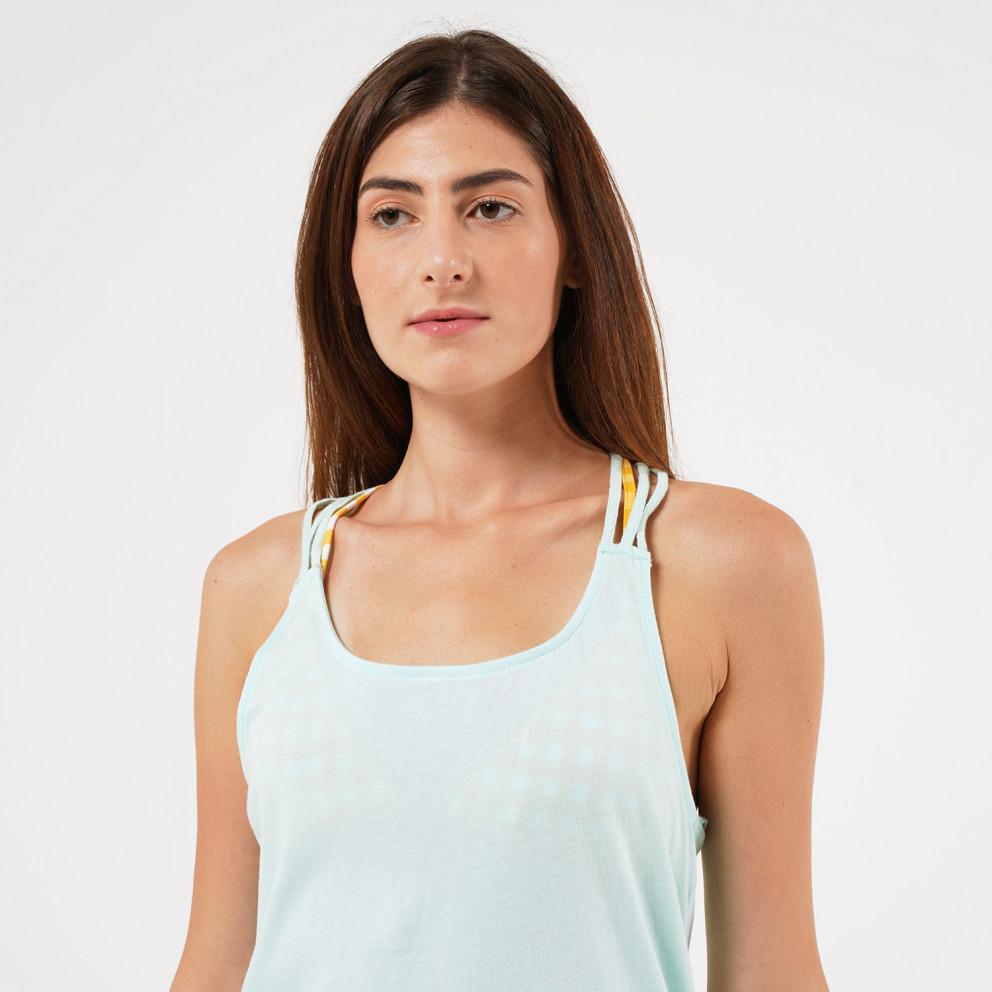 O'Neill Strappy Back Detail Γυναικεία Αμάνικη Μπλούζα
