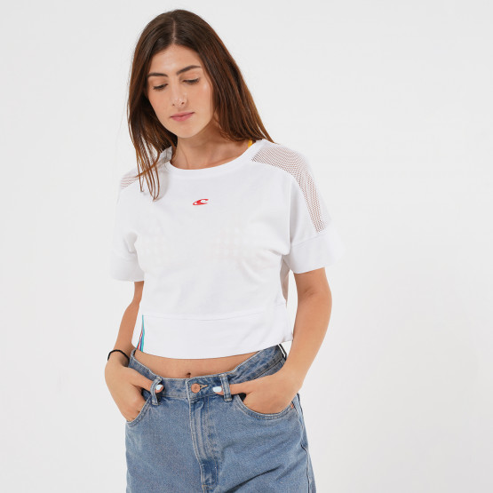 O'Neill Lw Loose Cropped Top Street Ls