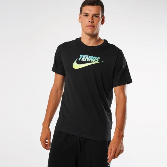 NikeCourt Graphic Men's Tennis T-shirt