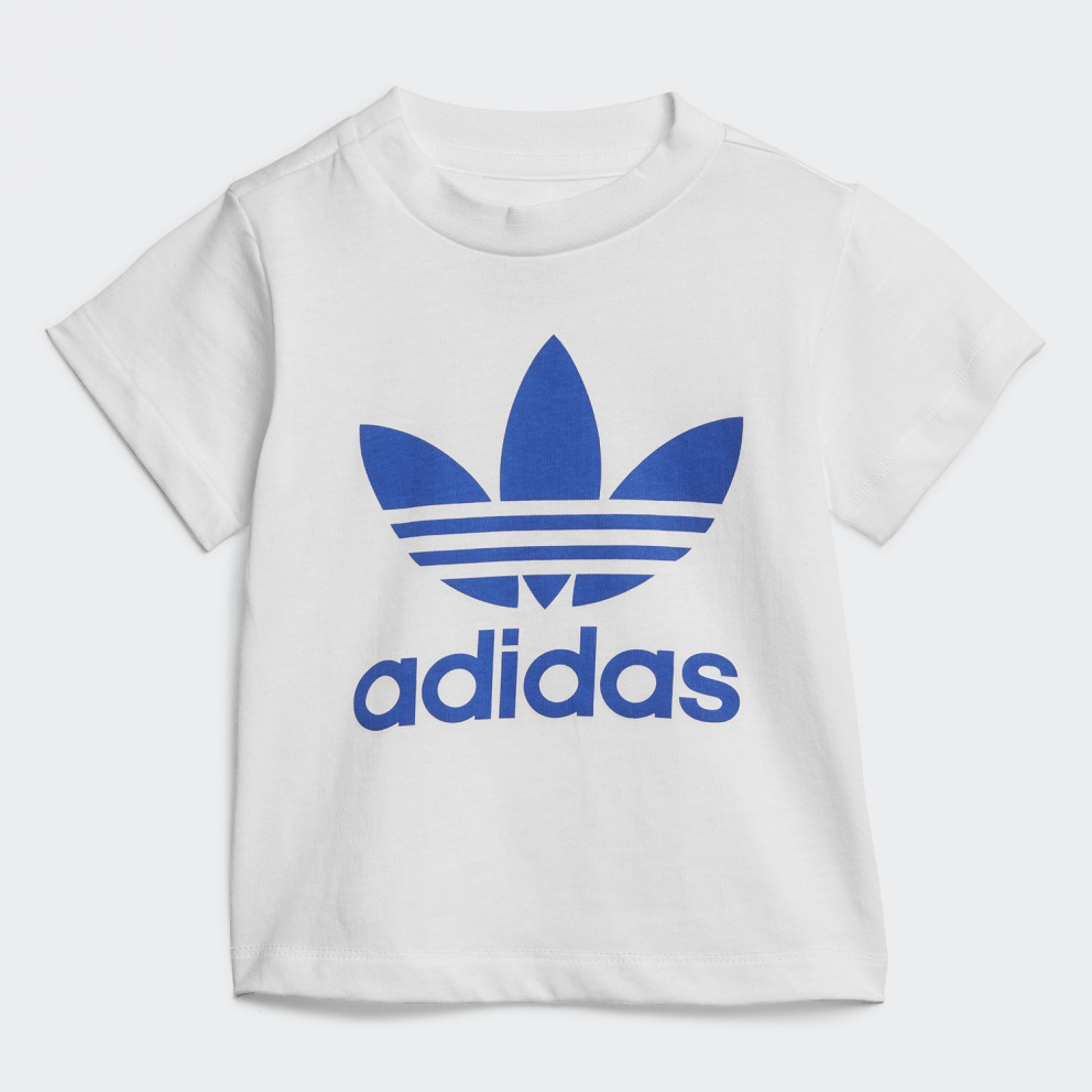 adidas Originals Trefoil Shorts Tee Παιδικό Σετ