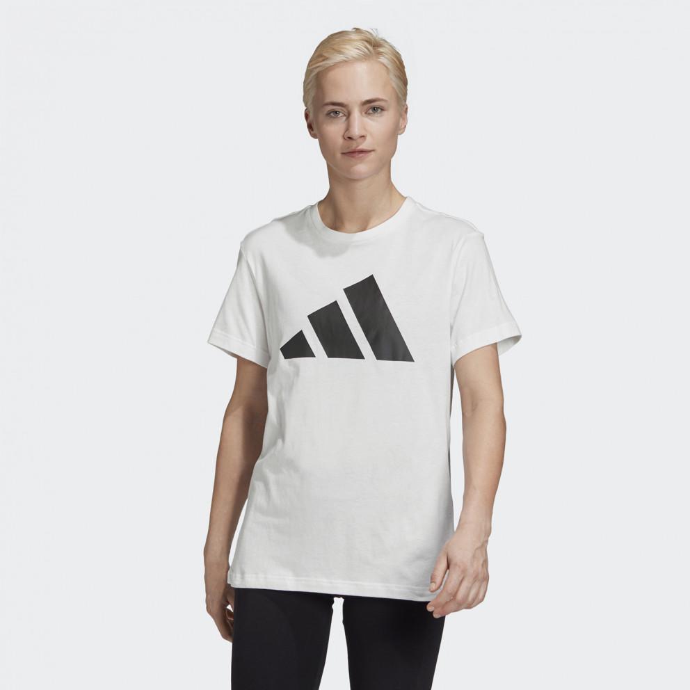 adidas Performance Logo Γυναικεία Μπλούζα