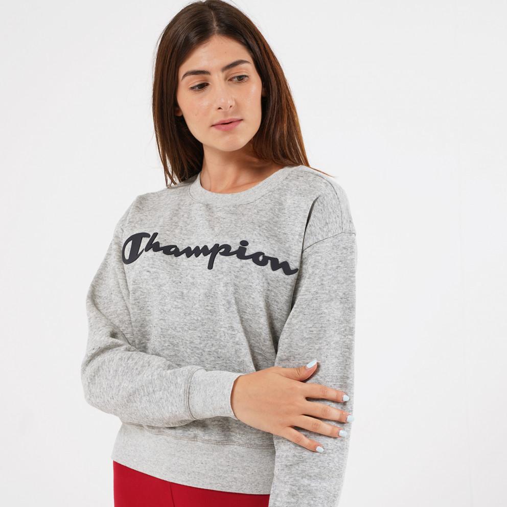 Champion Crewneck Γυναικεία Μπλούζα