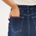 Tommy Jeans A Line  Denim Skirt Cndbcf