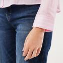 Tommy Jeans Γυναικείο Ριγέ Πουκάμισο