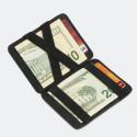Hunterson Magic Wallet RFID - Δερμάτινο Πορτοφόλι