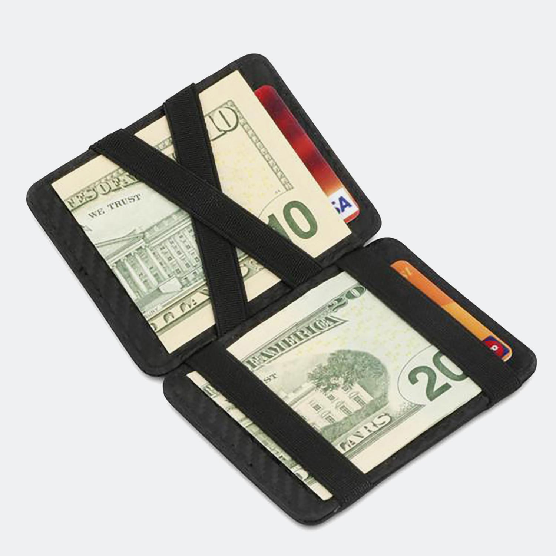 Hunterson Magic Wallet RFID - Δερμάτινο Πορτοφόλι (9000063535_14625)