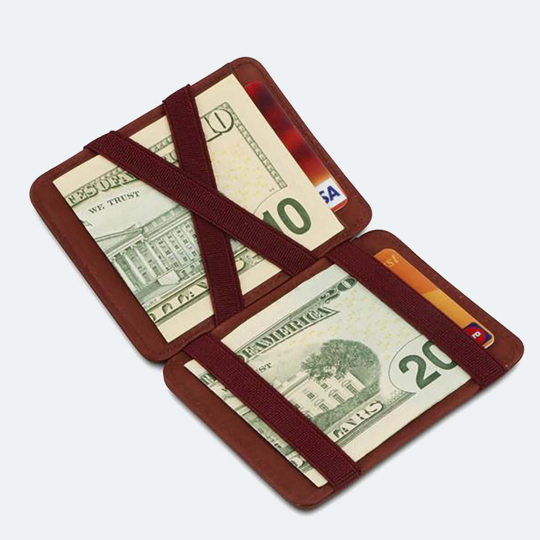 Hunterson Magic Wallet RFID - Δερμάτινο Πορτοφόλι (9000063536_3359)