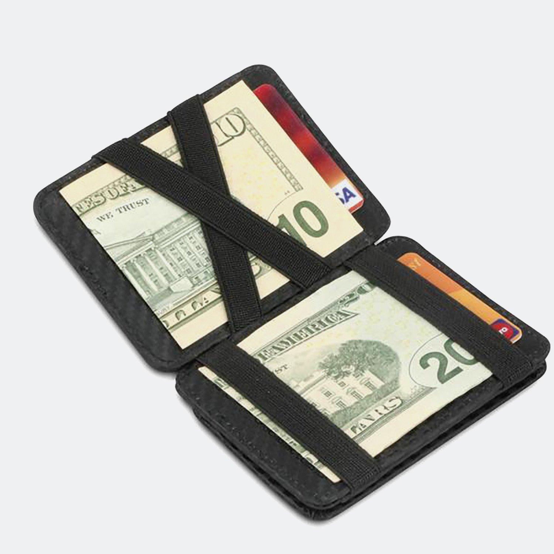 Hunterson Magic Coin Wallet RFID - Δερμάτινο Πορτοφόλι (9000063543_14625)