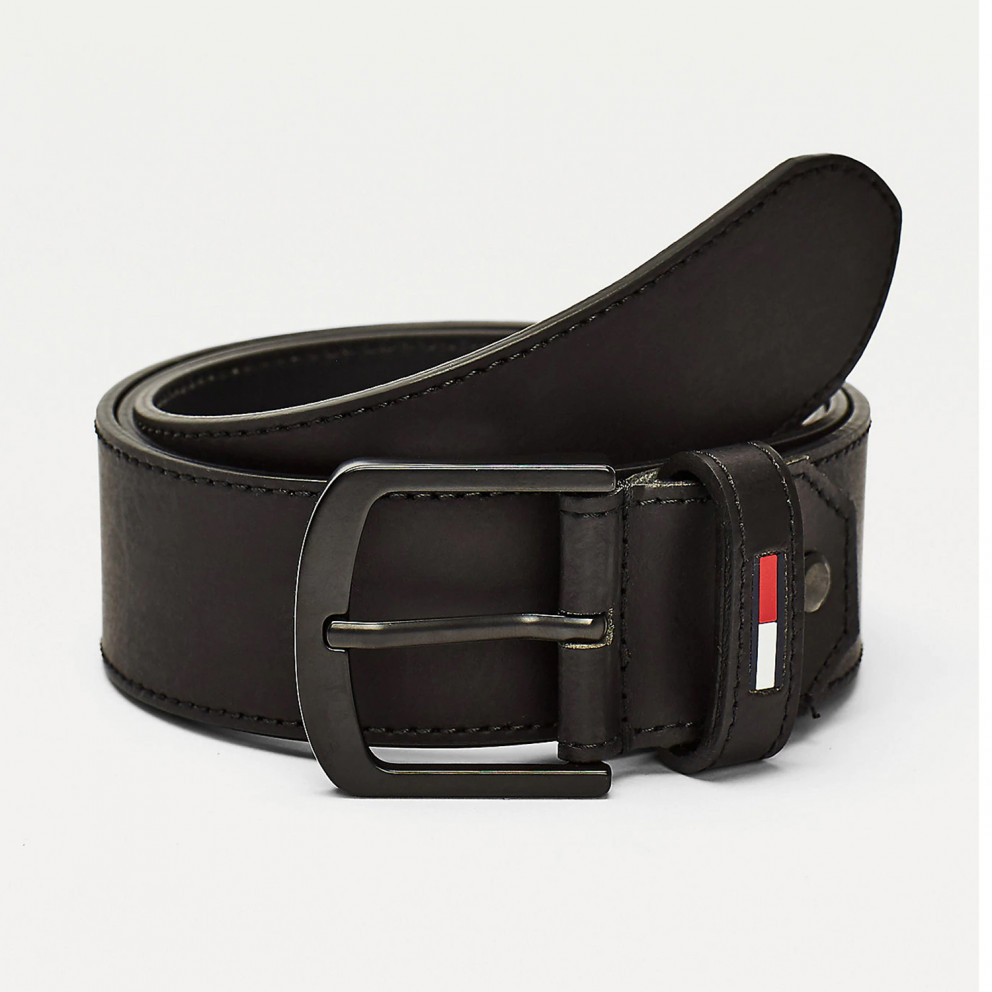 Tommy Jeans Rubber Inlay Men's Belt