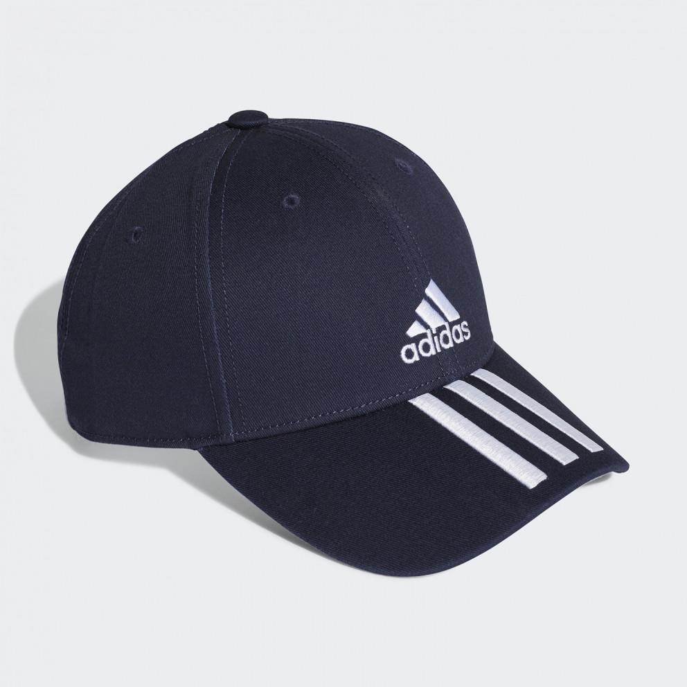 adidas Performance Baseball 3-Stripes Twill Cap