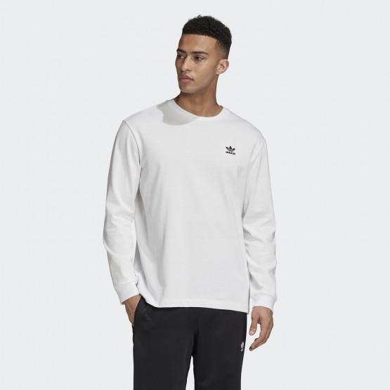 adidas Originals Back + Front Print Trefoil Long Sleeve Ανδρική Μπλούζα