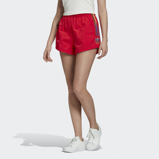 adidas Originals Adicolor 3D Trefoil Women's Shorts