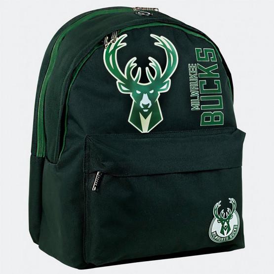 NBA Milwaukee Bucks Σακίδιο 2 Θέσεων 25L