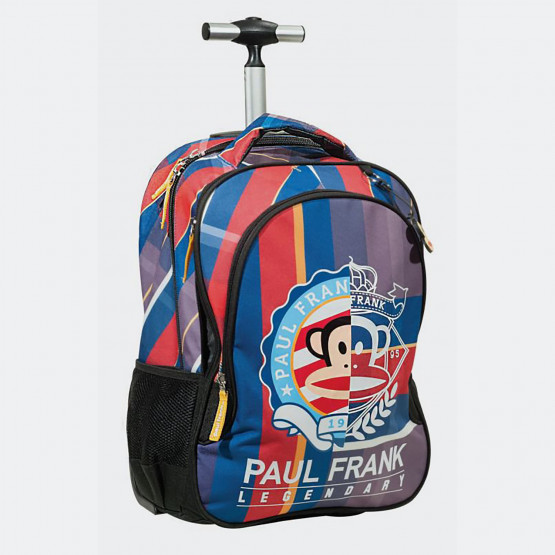 Back Me Up Paul Frank Preppy Σακίδιο Τρόλεϊ 30L