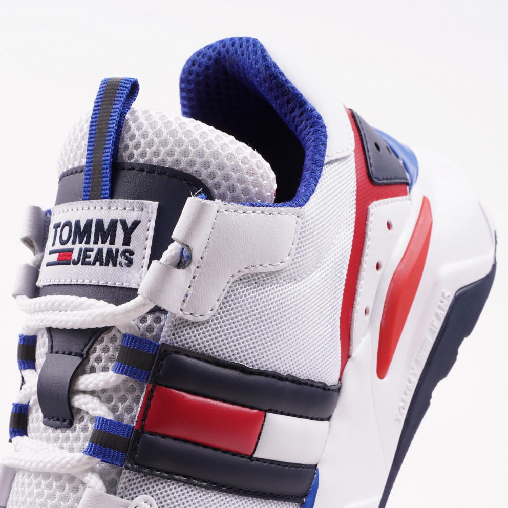 Tommy Jeans Chunky Sole Lace-Up Ανδρικά Παπούτσια