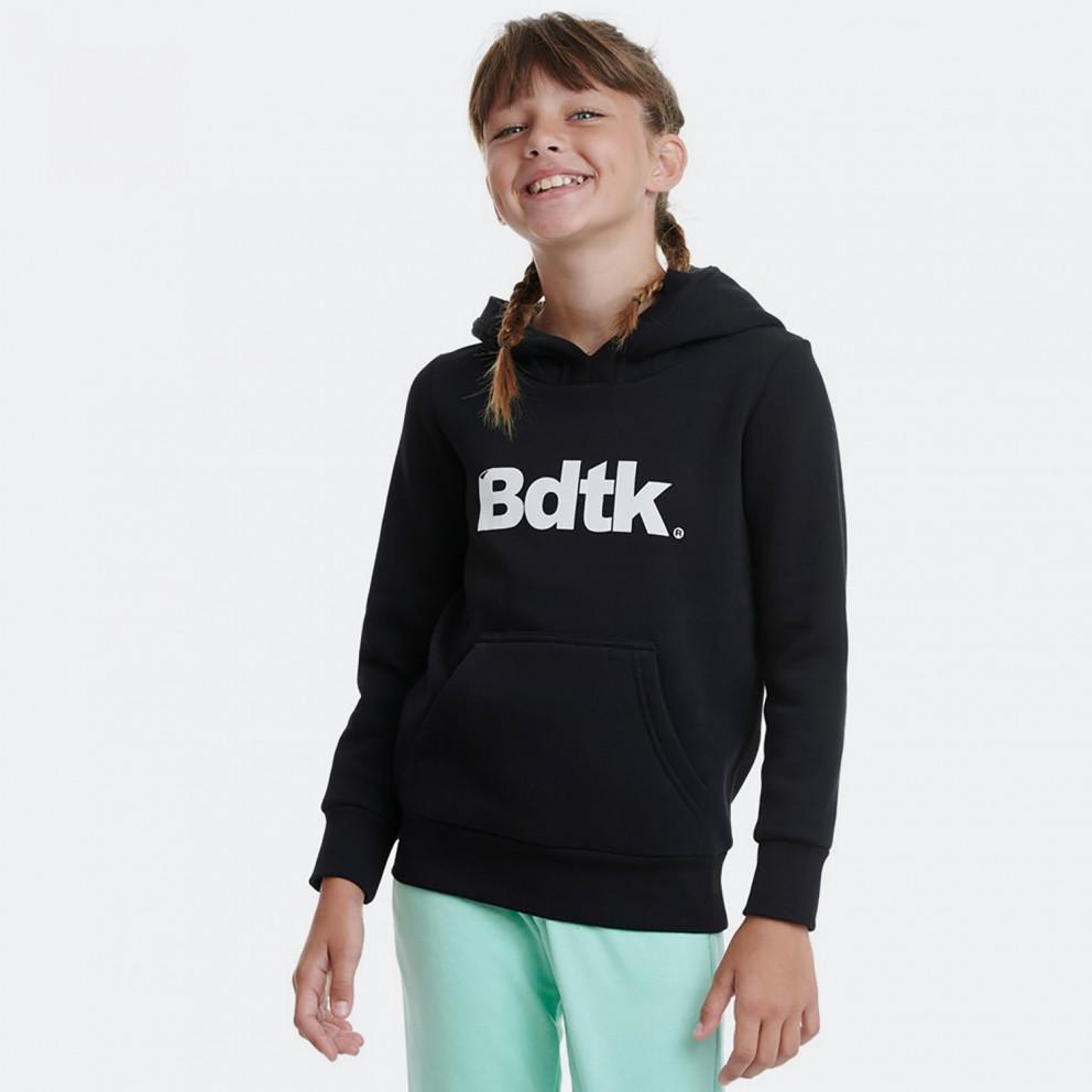 BodyTalk Παιδική Μπλούζα με Κουκούλα