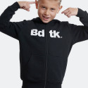 BodyTalk Παιδική Ζακέτα με Κουκούλα