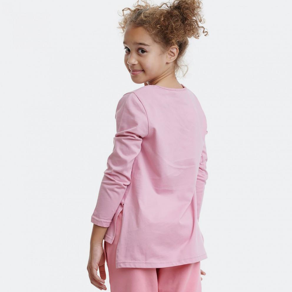 BodyTalk Μακρυμάνικη Παιδική Μπλούζα