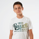 Russell Athletic Gradient Graphic Παιδικό T-Shirt