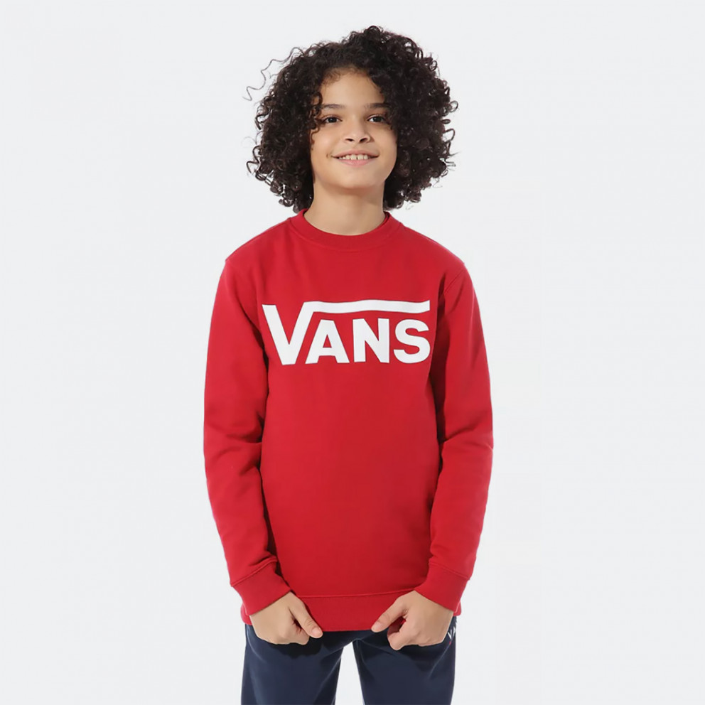 Vans Classic Παιδική Φούτερ Μπλούζα
