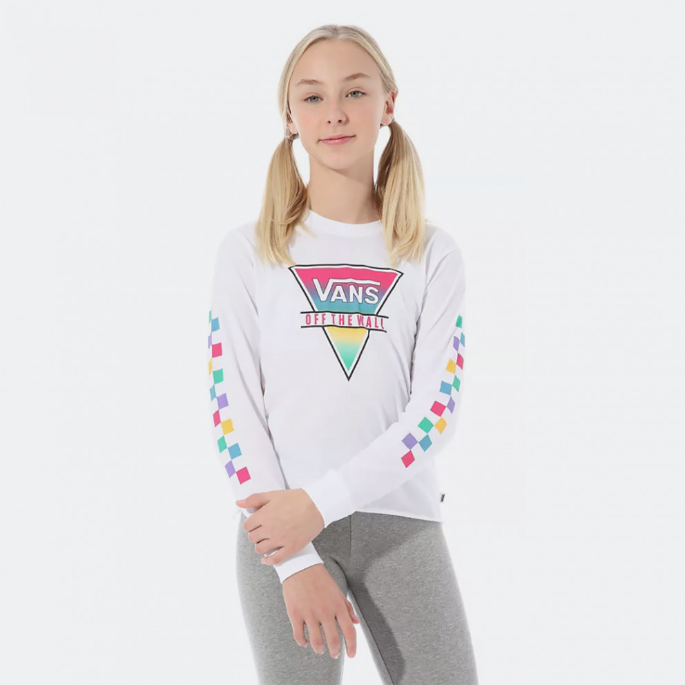 Vans Rainbow Triad Παιδική Μακρυμάνικη Μπλούζα