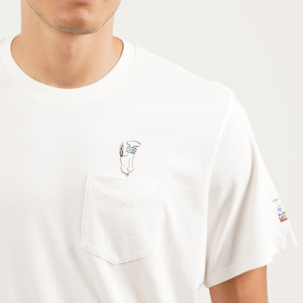Levi's x Snoopy Back Flip Men's Tee