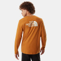 THE NORTH FACE Easy Men's Long Sleeve T-Shirt