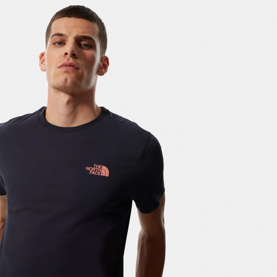 THE NORTH FACE M S/S Simple Dome Te Aviator Navy