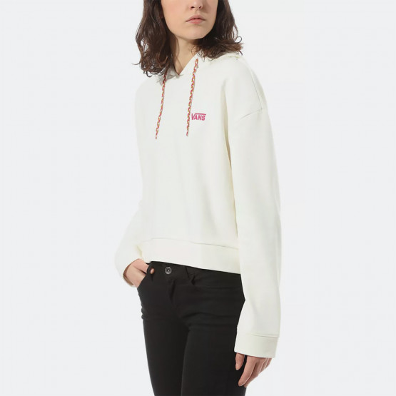Vans Women's Crop Hooded Sweatshirt