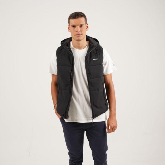 Emerson Men's P.P. Down Vest Jacket with Hood