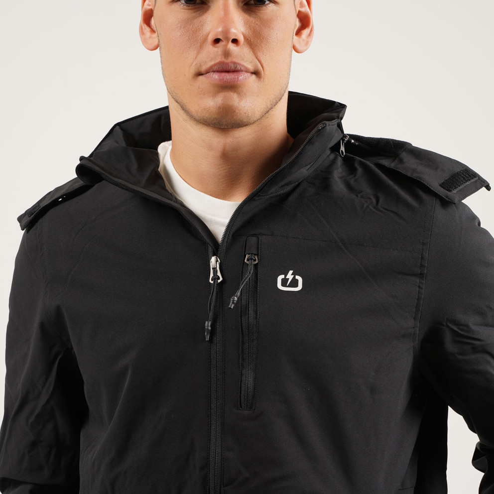 Emerson Men's Jacket with Det/ble Hood