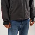Emerson Men's Jacket with Det/ble Hood