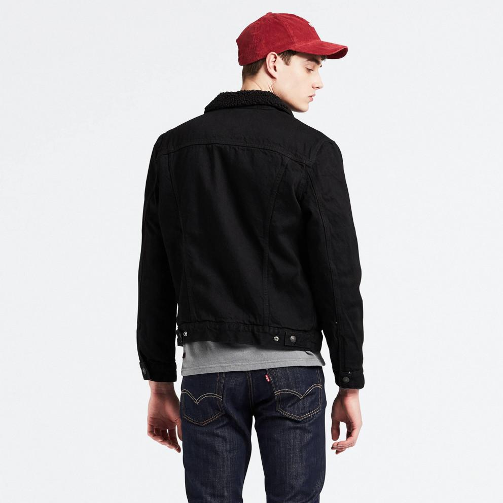 Levi's Type 3 Sherpa Men's Denim Jacket