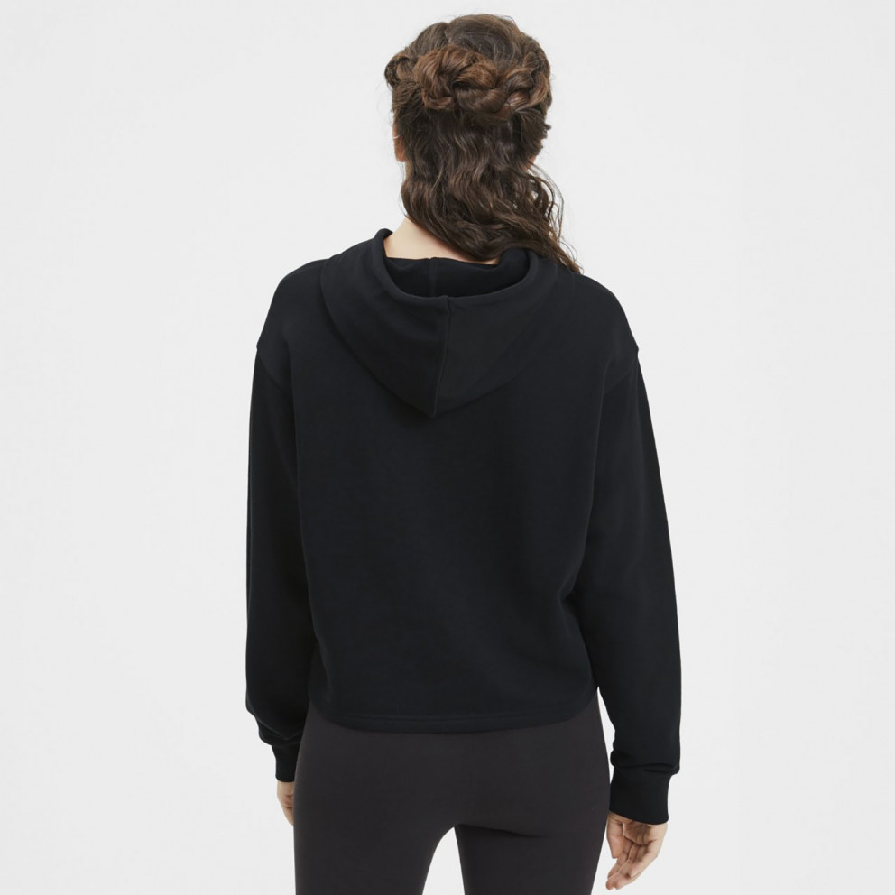 Puma Essentials + Γυναικείο Crop Top με Κουκούλα