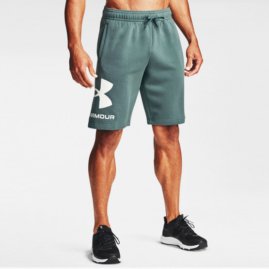 Under Armour Rival Fleece Big Logo Shorts Ανδρικό Σορτς