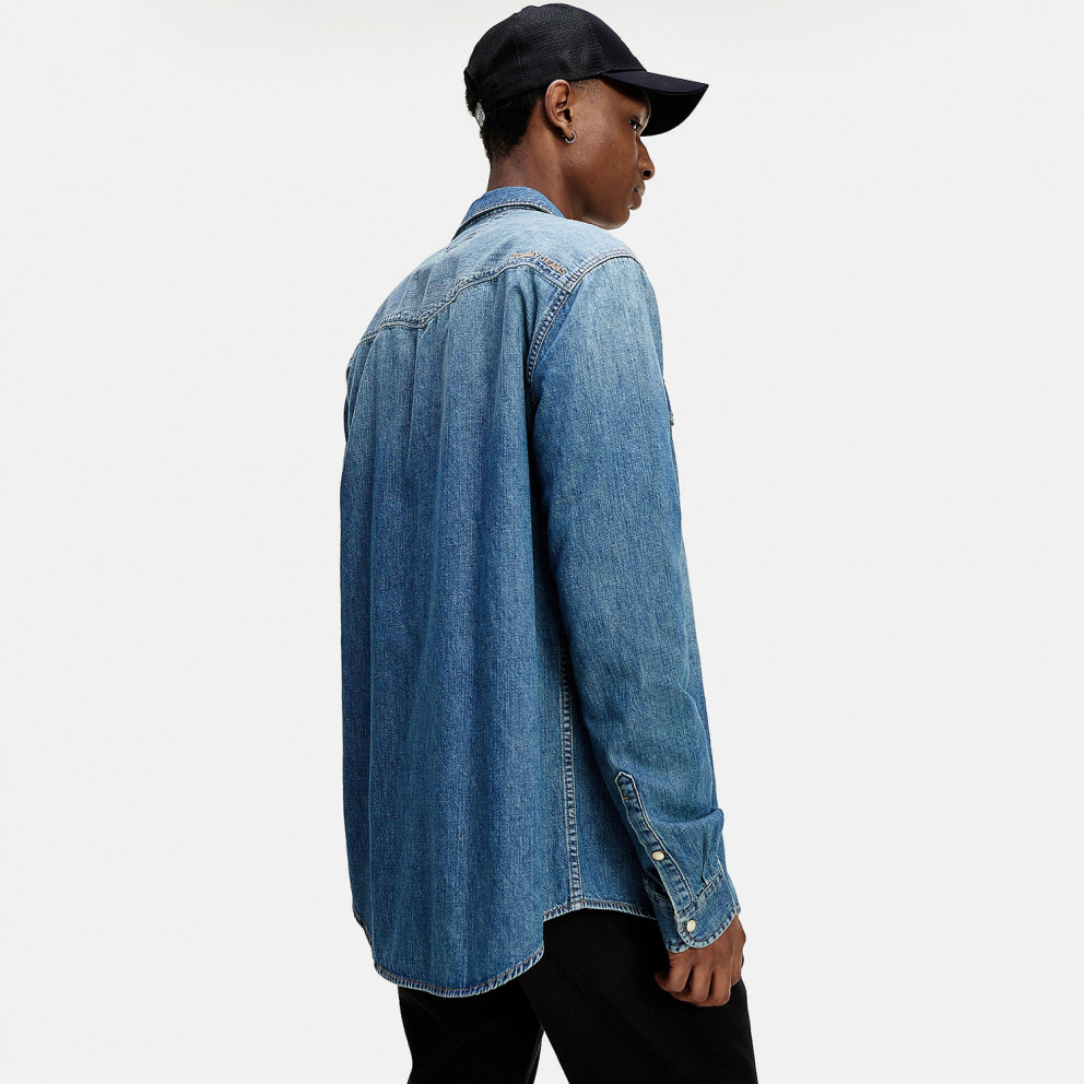 Tommy Jeans Western Denim Shirt