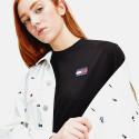 Tommy Jeans Badge Γυναικεία Μπλούζα
