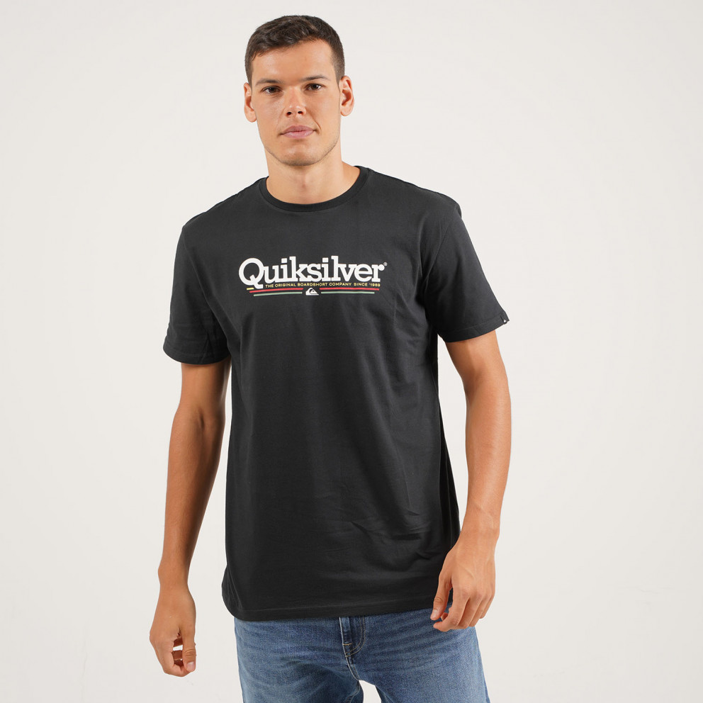 Quiksilver Tropical Lines Ανδρικό T-Shirt