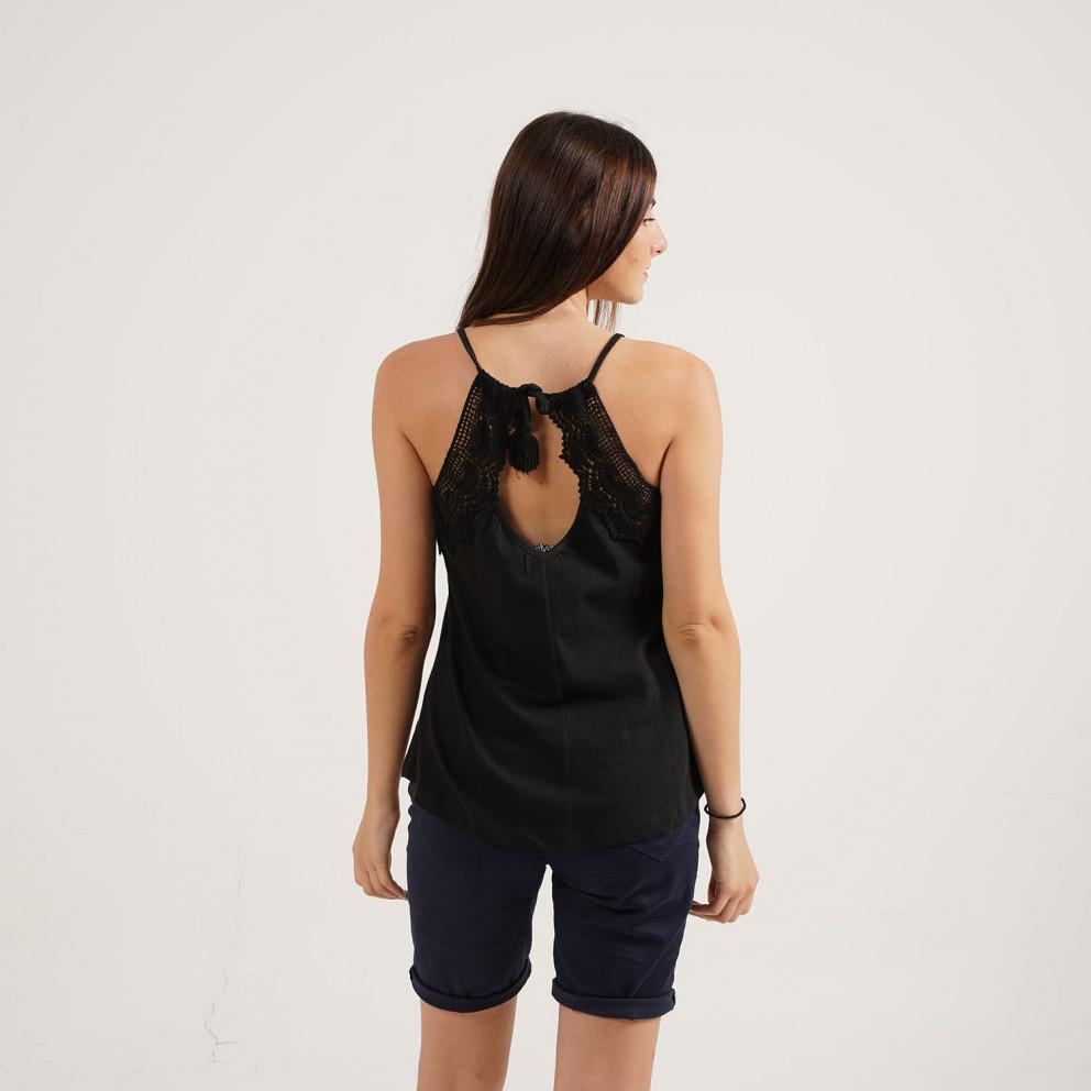 O'Neill Smock Jersey Γυναικεία Αμάνικη Μπλούζα