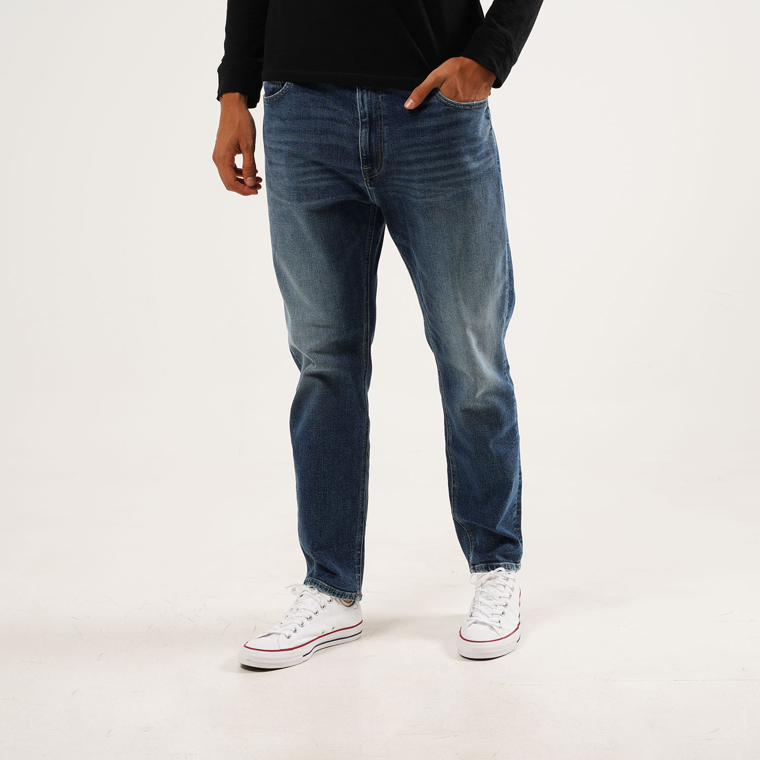 Tommy Jeans Dad Straight Jeans Ανδρικό Jeans (9000063072_48666)