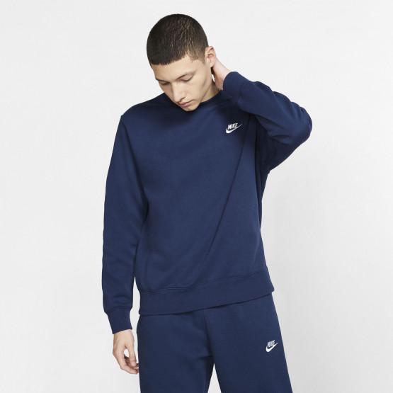 Nike Sportswear Club Crew Μπλούζα Φούτερ