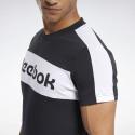 Reebok Sport Training Essentials Linear Logo Graphic Ανδρική Μπλούζα