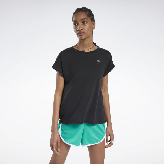 Reebok Sport Workout Ready Supremium Details Women's Tee